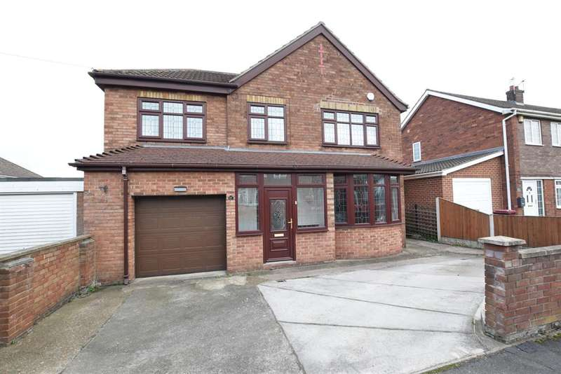 4 Bedrooms Detached House for sale in St. Johns Road, Scunthorpe, DN16 2NG