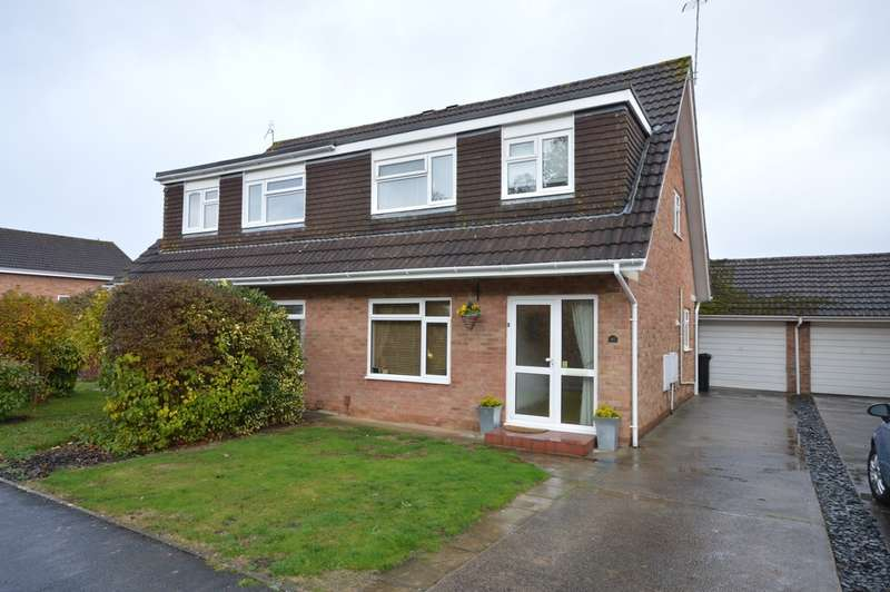3 Bedrooms Semi Detached House for sale in Montague Road, Saltford, BS31