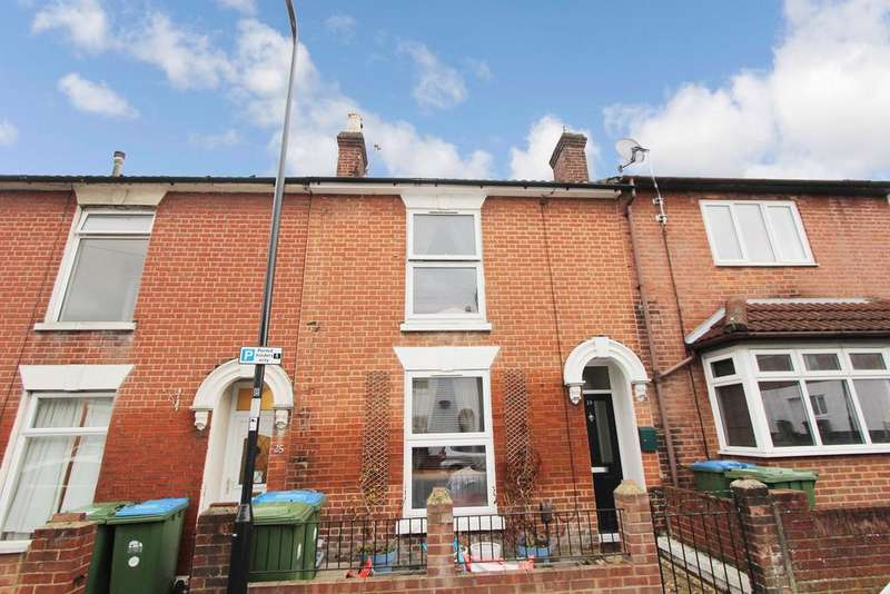 3 Bedrooms Terraced House for sale in Middle Street, Southampton, SO14