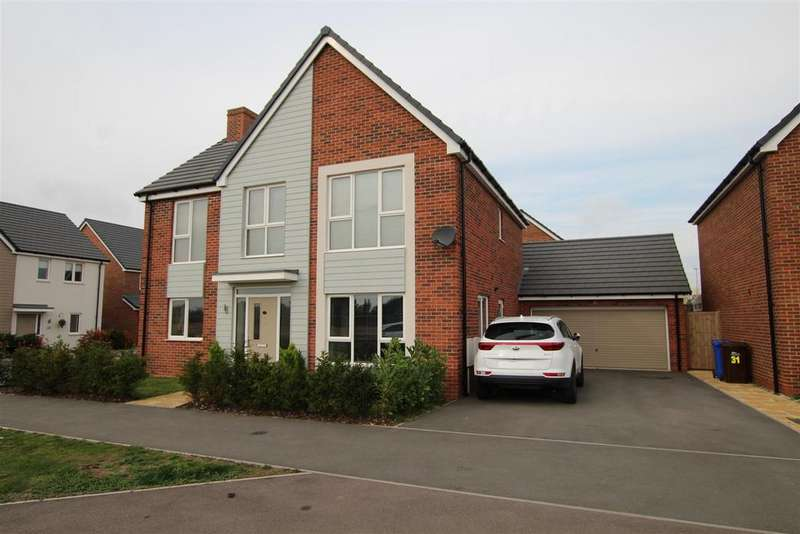 4 Bedrooms Detached House for sale in Acacia Lane, Branston