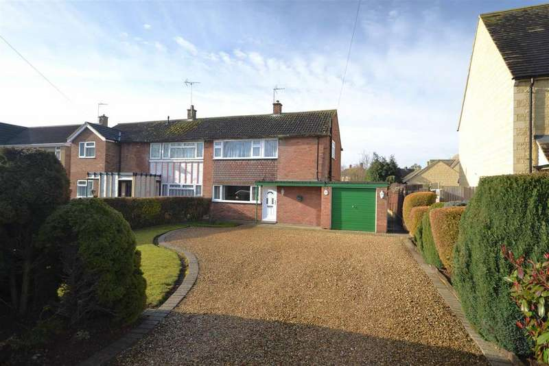 3 Bedrooms Semi Detached House for sale in Little Casterton Road, Stamford