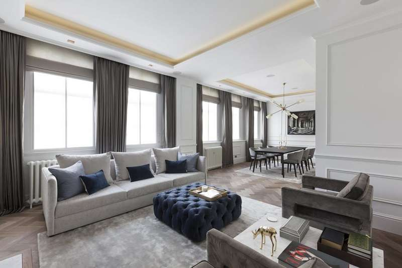 4 Bedrooms Apartment Flat for sale in Baker Street, Marylebone NW1