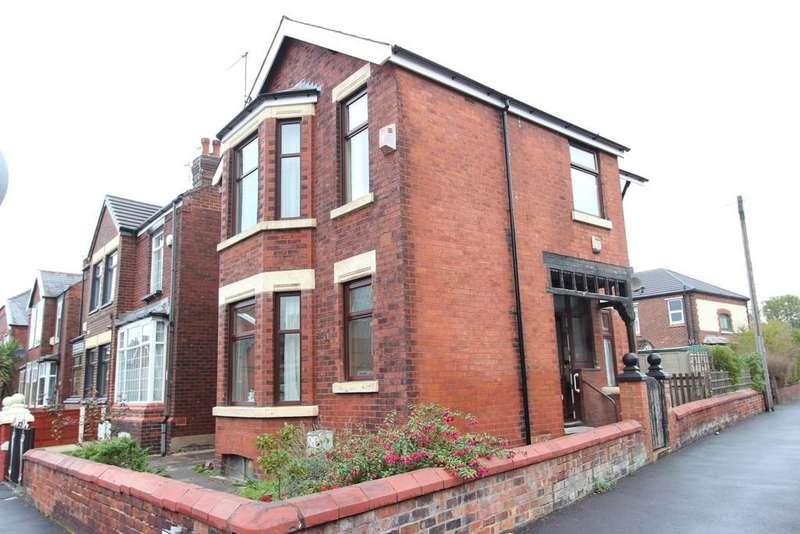 3 Bedrooms Detached House for sale in Horace Grove, Heaton Norris