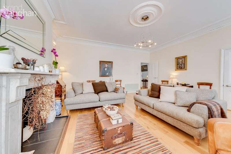 4 Bedrooms Maisonette Flat for sale in Rock Grove, Brighton, BN2