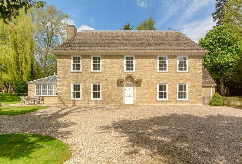 4 Bedrooms Detached House for sale in The Derry, Ashton Keynes, Wiltshire