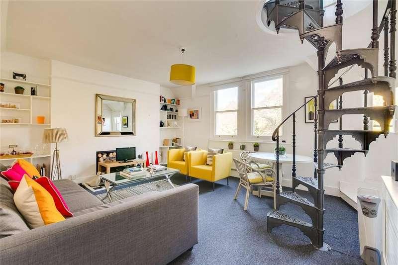 2 Bedrooms Flat for sale in Albert Bridge Road, London