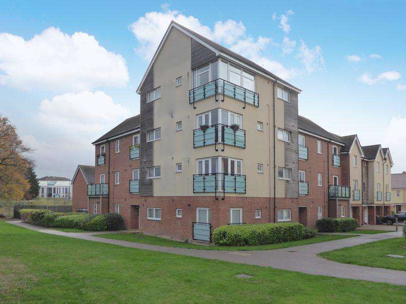 2 Bedrooms Flat for sale in Leyland Road, Dunstable