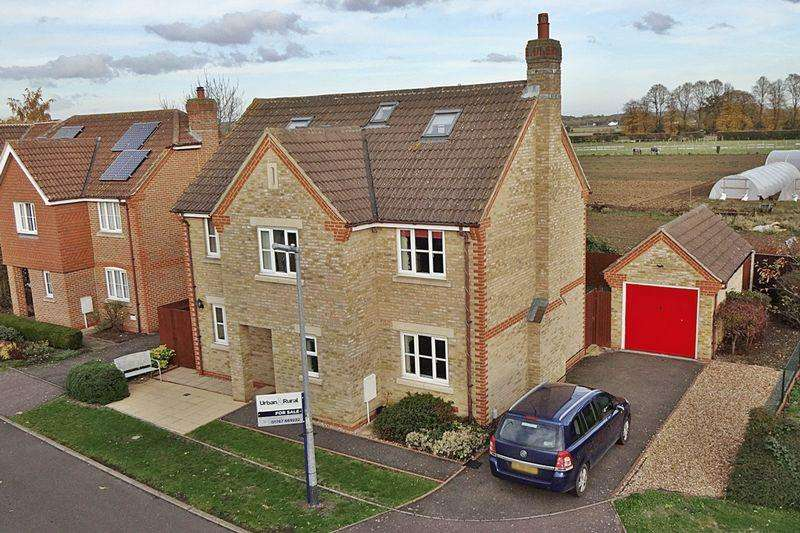 6 Bedrooms Detached House for sale in Pound Close, Upper Caldecote