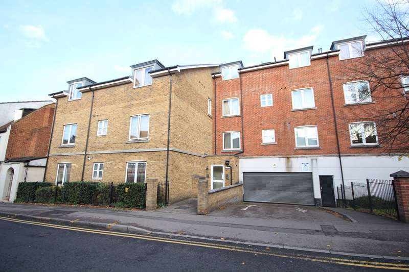 2 Bedrooms Apartment Flat for sale in Aveley House, Iliffe Close, Reading, RG1