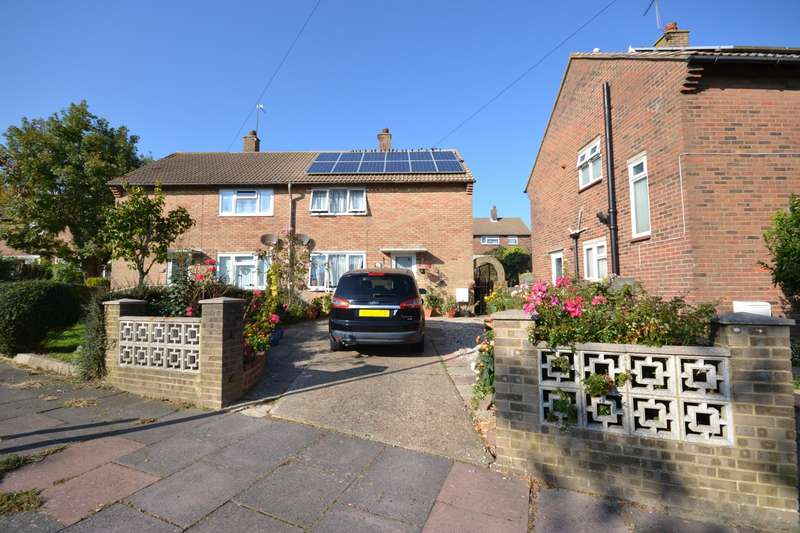 3 Bedrooms House for sale in Maplehurst Road, Eastbourne, BN22
