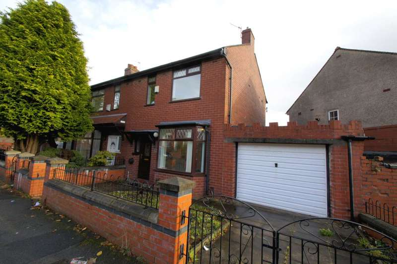 2 Bedrooms Semi Detached House for sale in Mornington Road, Heaton