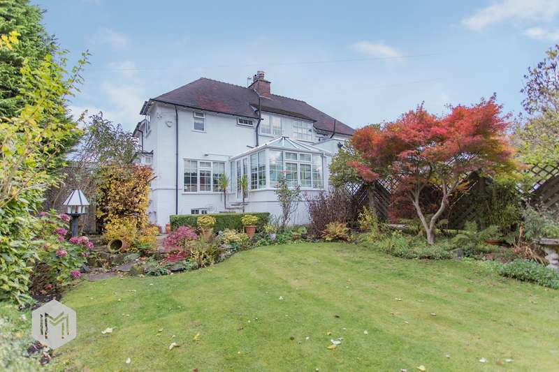 3 Bedrooms Semi Detached House for sale in Newbrook Road, Atherton, Manchester, M46