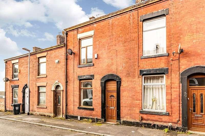 2 Bedrooms Property for sale in Malpas Street, Oldham, OL1