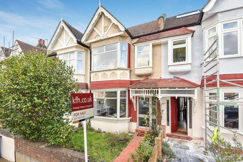 3 Bedrooms Terraced House for sale in Northcroft Road, West Ealing