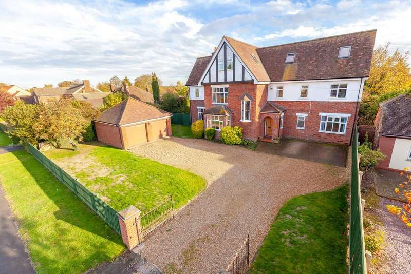 7 Bedrooms Detached House for sale in Isaacson Road, Burwell, Cambridge
