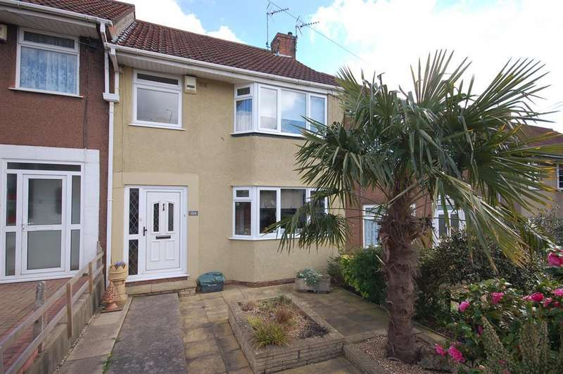 3 Bedrooms Terraced House for sale in Station Road, Kingswood, Bristol, BS15 4XU