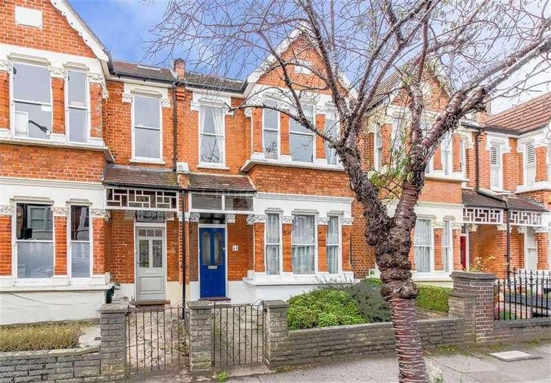 4 Bedrooms Terraced House for sale in Dangan Road, Wanstead, London