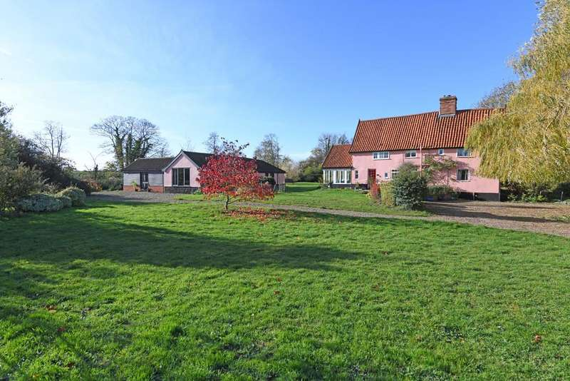5 Bedrooms Detached House for sale in Eye, Suffolk