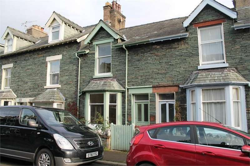 3 Bedrooms Detached House for sale in 51 Wordsworth Street, Keswick, Cumbria