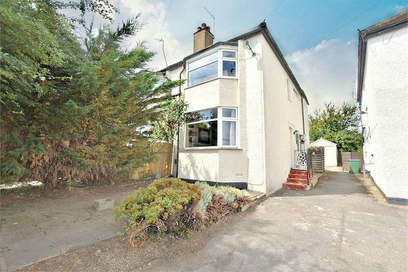 3 Bedrooms Semi Detached House for sale in Sheepcot Drive, WATFORD, Hertfordshire