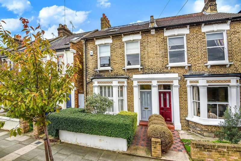 3 Bedrooms Terraced House for sale in Montgomery Road, Chiswick