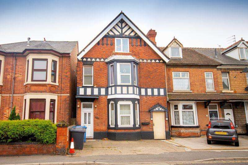 8 Bedrooms End Of Terrace House for sale in London Road, Derby