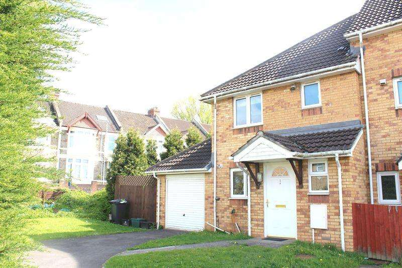 3 Bedrooms End Of Terrace House for sale in Collin Road, Brislington, Bristol