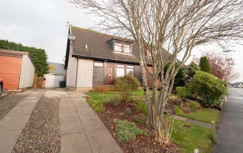 3 Bedrooms Semi Detached House for sale in Invergarry Park, Montrose