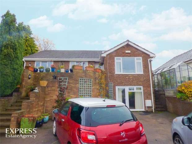 3 Bedrooms Detached House for sale in New Road, Coalway, Coleford, Gloucestershire