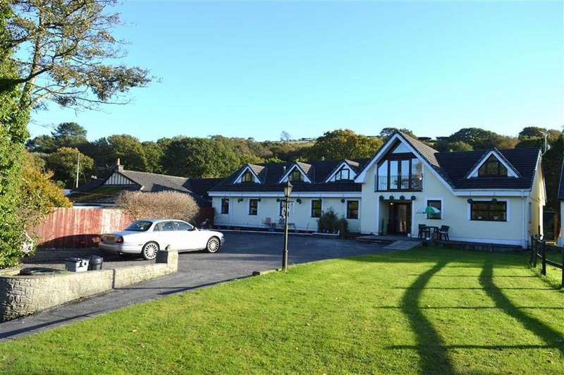 7 Bedrooms Detached House for sale in Dove Lodge, Penclawdd, Swansea