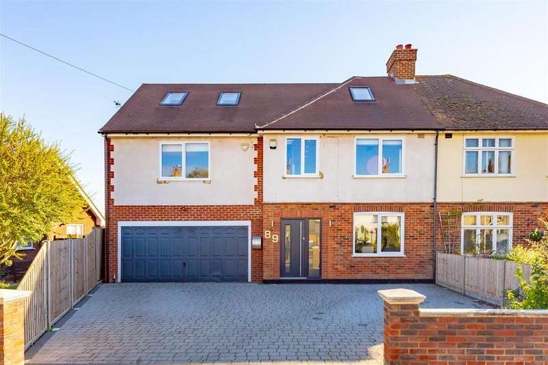 6 Bedrooms Semi Detached House for sale in Hitchin Road, Stotfold, Hitchin