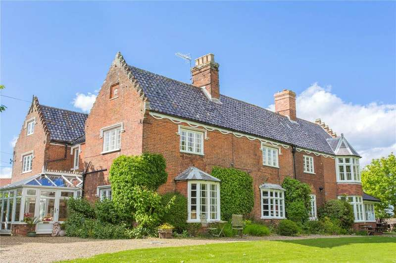 6 Bedrooms Semi Detached House for sale in Cromer Road, Mundesley, Norwich, Norfolk