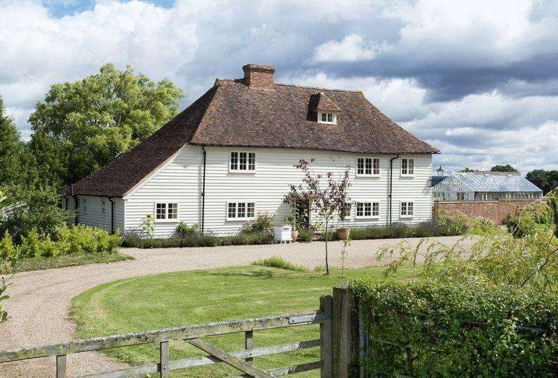 5 Bedrooms Country House Character Property for sale in Smarden, Ashford