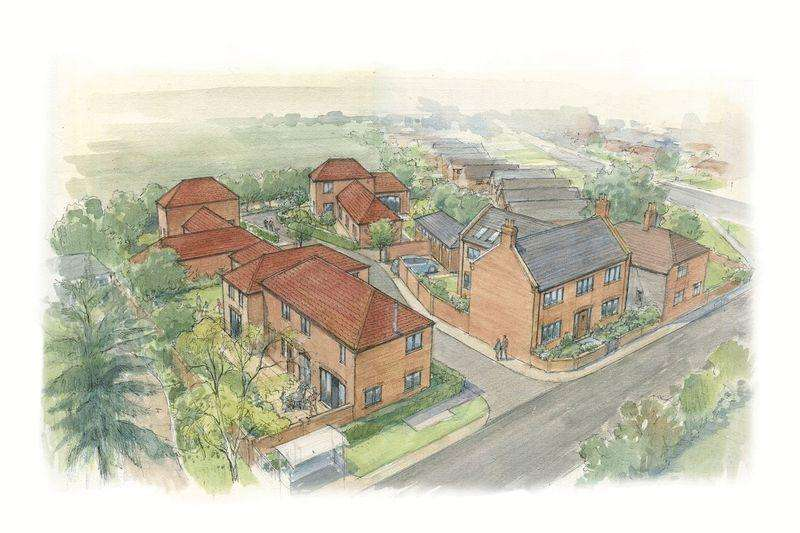 5 Bedrooms Plot Commercial for sale in Plot 3, High Street, Marton, Gainsborough, Lincolnshire