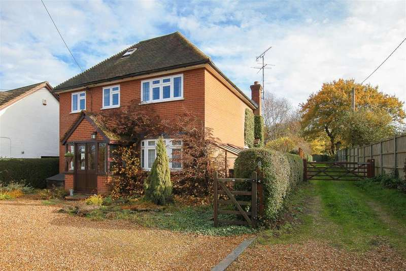5 Bedrooms Detached House for sale in Nine Ashes Road, Stondon Massey.