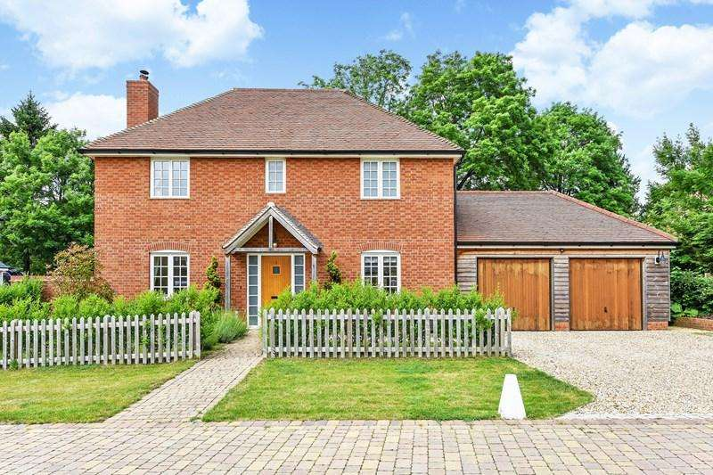 3 Bedrooms Detached House for sale in Ringbourne Copse, Barton Stacey, Barton Sta