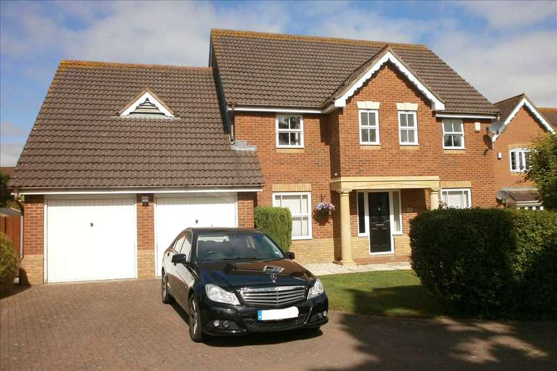 4 Bedrooms House for sale in WARRY CLOSE, WRAXALL