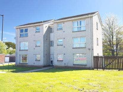 1 Bedroom Flat for sale in Mackenzie Drive, Kilmarnock