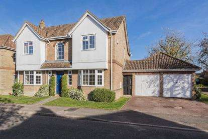 4 Bedrooms House for sale in Burwell, Cambridge, Cambridgeshire