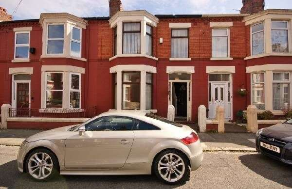 7 Bedrooms Terraced House for rent in Willowdale Road, Mossley Hill, Liverpool, L18