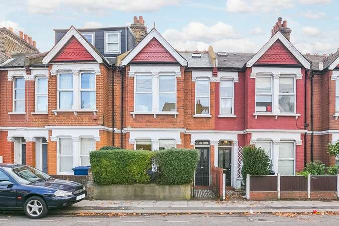 3 Bedrooms Terraced House for sale in Bollo Lane, Chiswick