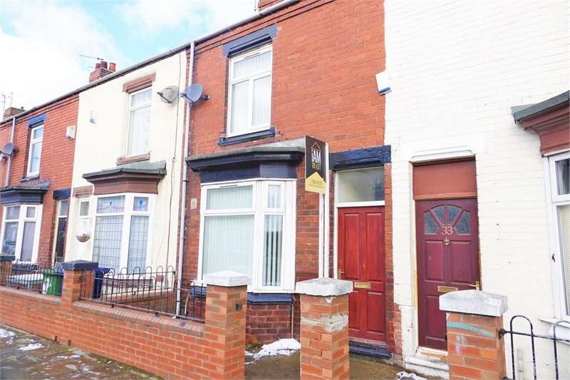 2 Bedrooms Terraced House for sale in Hampden Street, South Bank