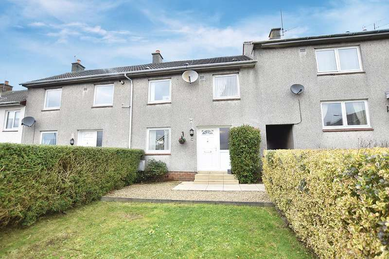 2 Bedrooms Semi-detached Villa House for sale in 25 Dankeith Drive, Symington, KA1 5RE