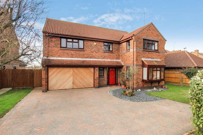 5 Bedrooms Detached House for sale in Edlesborough, Buckinghamshire LU6