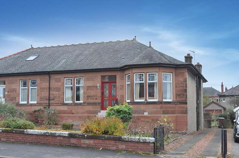 3 Bedrooms Semi Detached House for sale in 28 Fairfax Avenue, Old Cathcart, G44 5AL