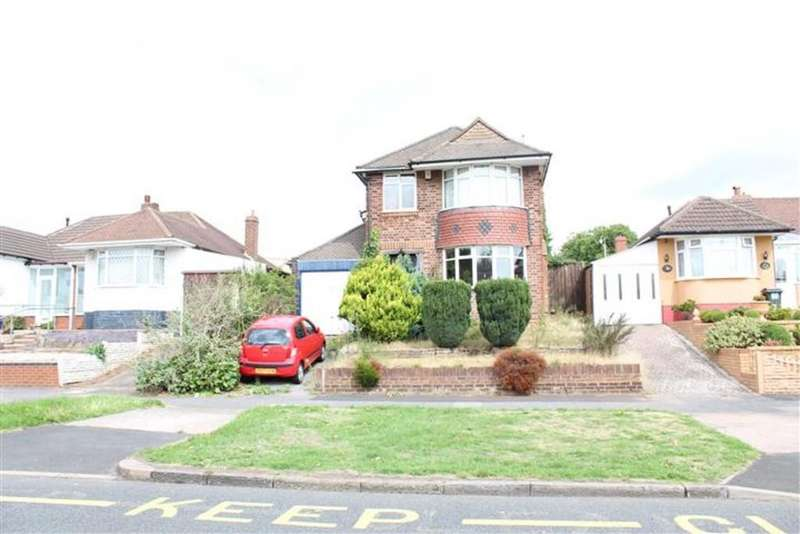 3 Bedrooms Detached House for sale in Heath Way, Birmingham