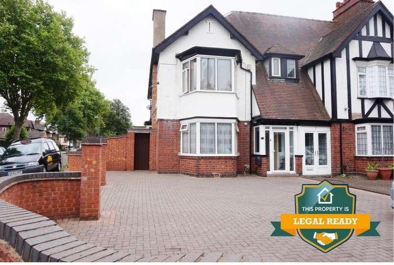 5 Bedrooms Semi Detached House for sale in Kingsbury Road, Erdington, Birmingham