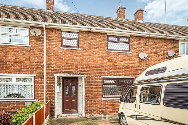 3 Bedrooms Semi Detached House for sale in Stubbs Place, Blacon, Chester, CH1
