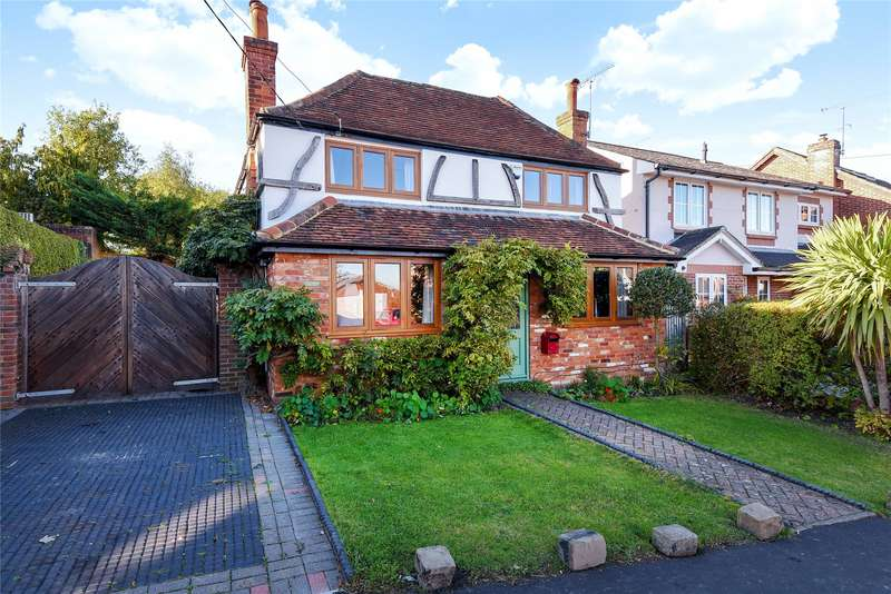 4 Bedrooms Detached House for sale in Rose Hill, Binfield, Bracknell, Berkshire, RG42