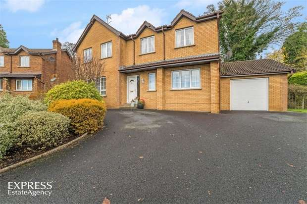 5 Bedrooms Detached House for sale in Roslyn Avenue, Portadown, Craigavon, County Armagh
